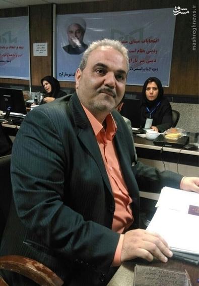 جواد خیابانی، گزارشگر سرشناس فوتبال برای حضور در انتخابات مجلس از کرج کاندیدا شد