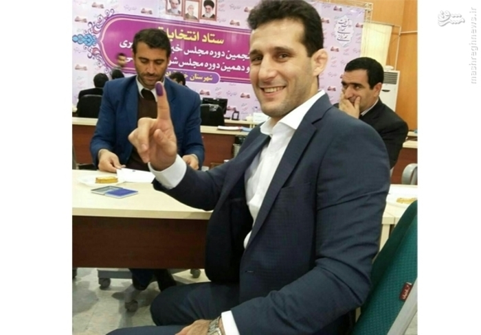 میراسماعیلی قهرمان سابق تیم ملی جودوی برای حضور در انتخابات مجلس ثبت نام کرد