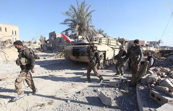 آزادسازی شهر الرمادی از دست داعش