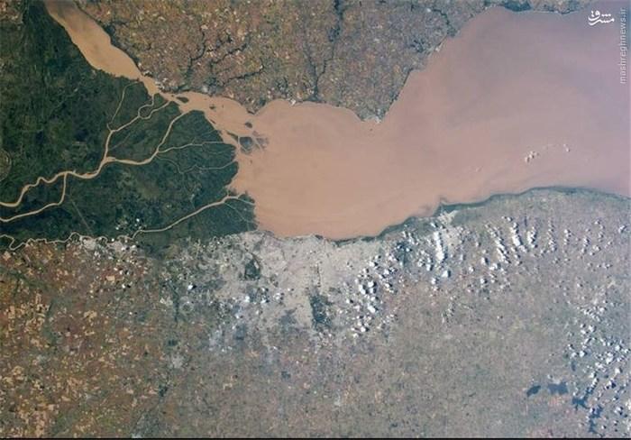 رودخانه پارانا در آرژانتین