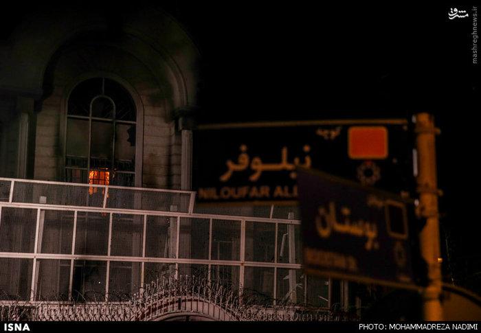 سفارت عربستان ایران و عربستان