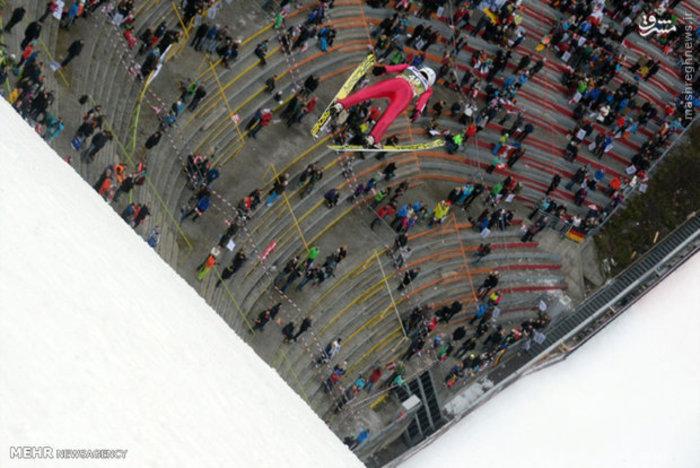 برگزاری مسابقات جام جهانی اسکی در اتریش