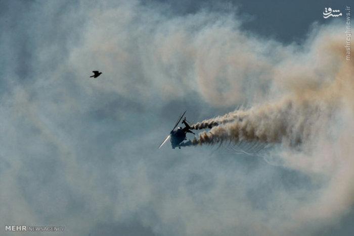 مانور هوایی در هند