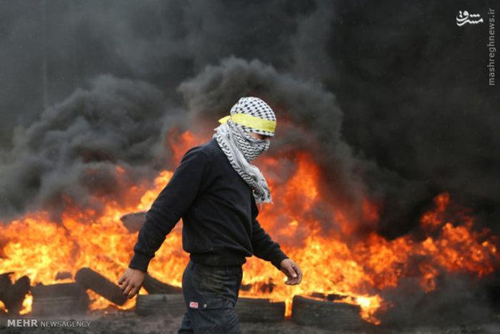 تظاهرات ضد رژیم صهیونیستی در فلسطین