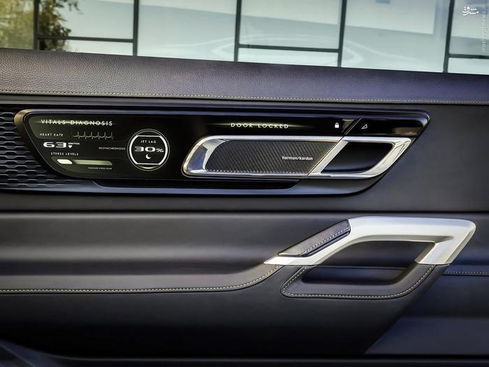 محصولات کیا موتورز مجله ماشین لاکچری خودرو تلوراید KIA Telluride
