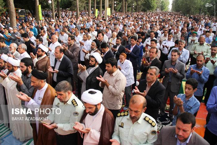 نماز عید فطر در کوهدشت لرستان