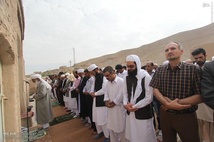 نماز عید فطر در بیرجند