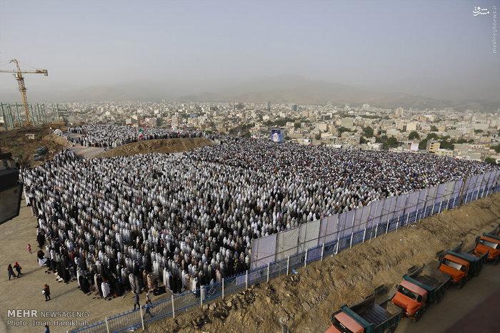 نماز عید فطر در همدان