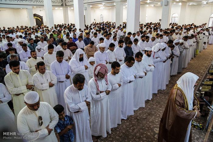 نماز عید فطر در عسلویه