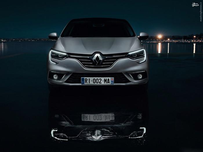 مگان 2017 مشخصات مگان قیمت مگان Renault Megane