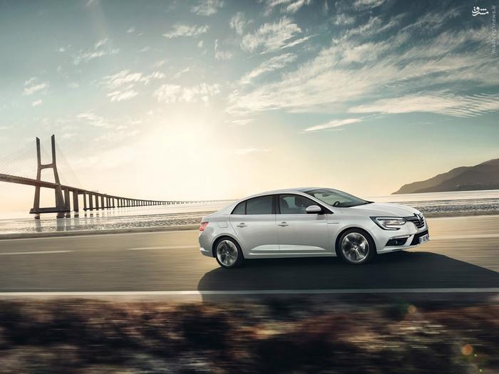 مشخصات مگان مشخصات فنی رنو مگان 2017 قیمت مگان Renault Megane