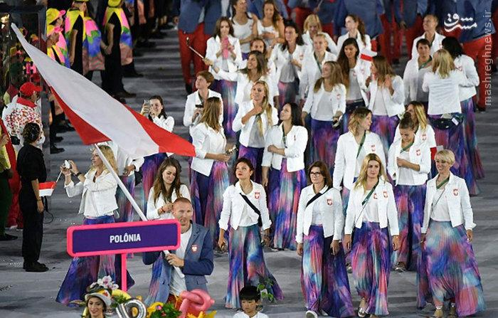 کاروان ورزشی لهستان