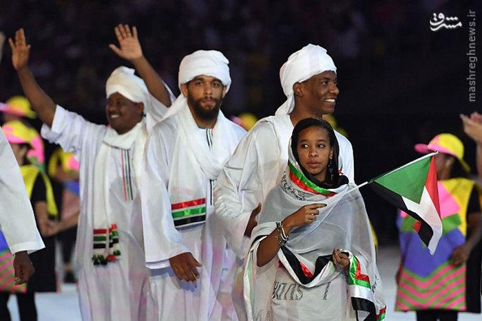 کاروان ورزشی سودان