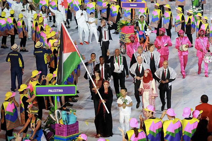 کاروان ورزشی فلسطین