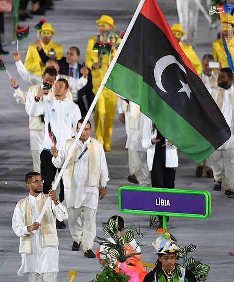 کاروان ورزشی لیبی