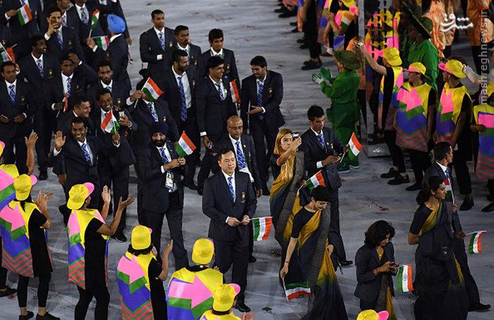 کاروان ورزشی هند