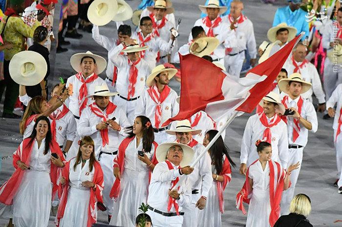 کاروان ورزشی پرو