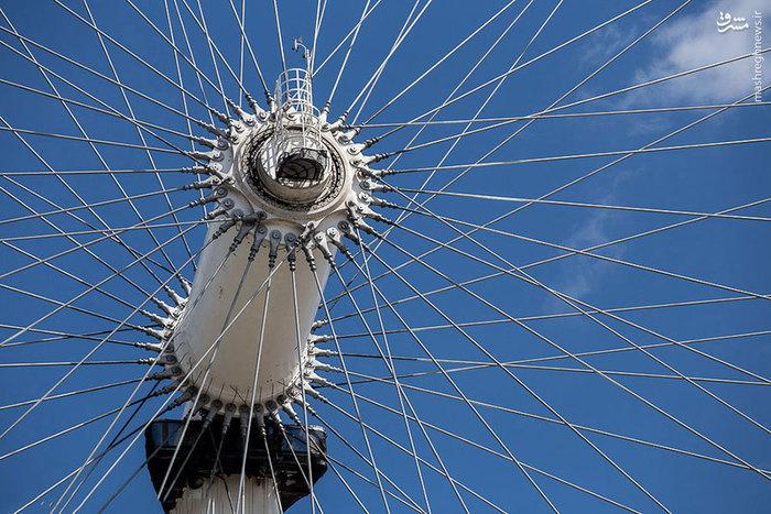 بزرگ ترین چرخ و فلک لندن,بزرگترین چرخ و فلک دنیا,شهربازی لندن