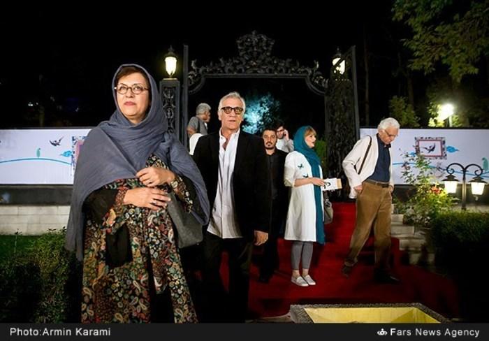 resized 1846003 827 - گزارش تصویری از جشن روز سینما شب عید قربان