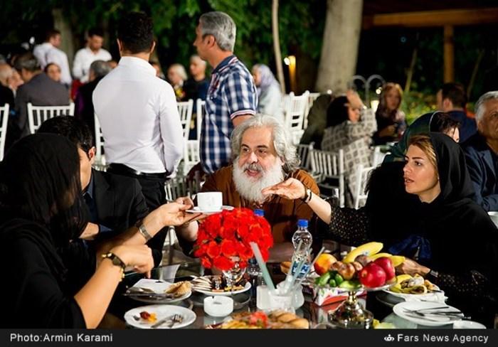 resized 1846010 617 - گزارش تصویری از جشن روز سینما شب عید قربان