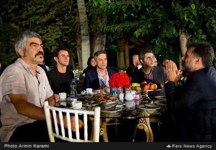 resized 1846018 836 - گزارش تصویری از جشن روز سینما شب عید قربان