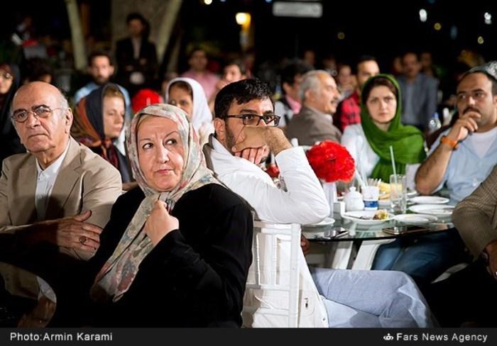 resized 1846029 287 - گزارش تصویری از جشن روز سینما شب عید قربان