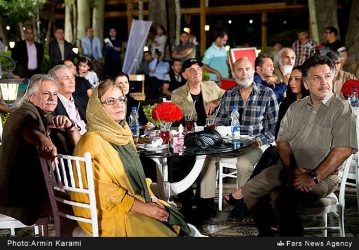 resized 1846041 734 - گزارش تصویری از جشن روز سینما شب عید قربان